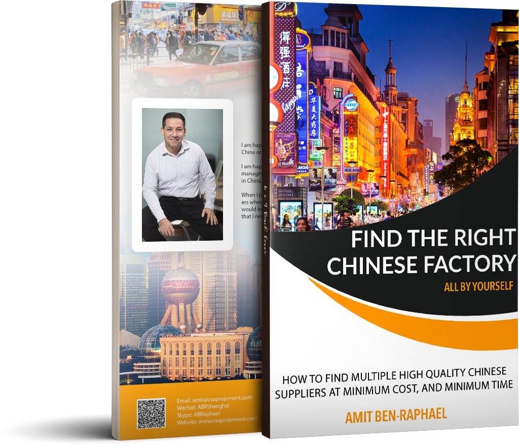 Find the Right Chinese Factory